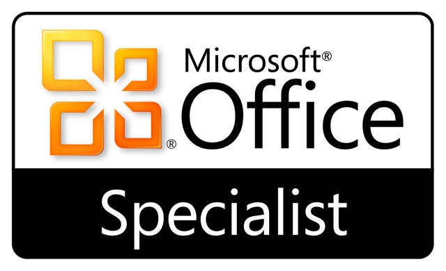 Why get a Microsoft Office Specialist Certification