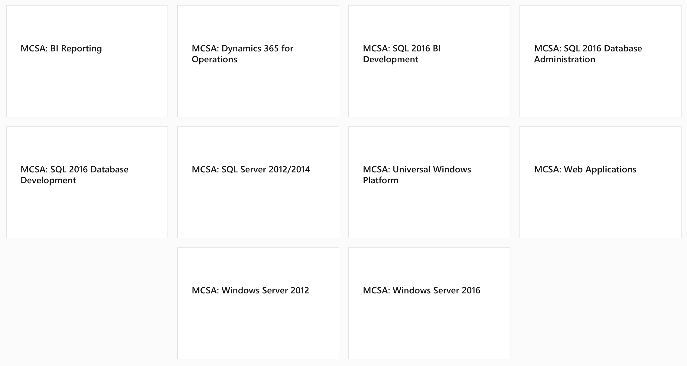 Microsoft Certification Training: The Complete Guide - Updated for 2019