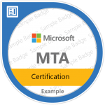 Microsoft MTA Certification