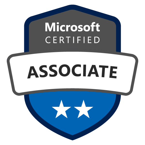 Microsoft 365 Certified Security Administrator Associate Badge